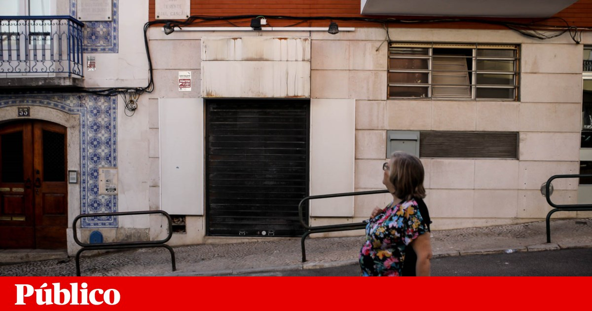 """Vizinhos tentam embargar obras """"ilegais"""" no Teatro do Bairro Alto"""
