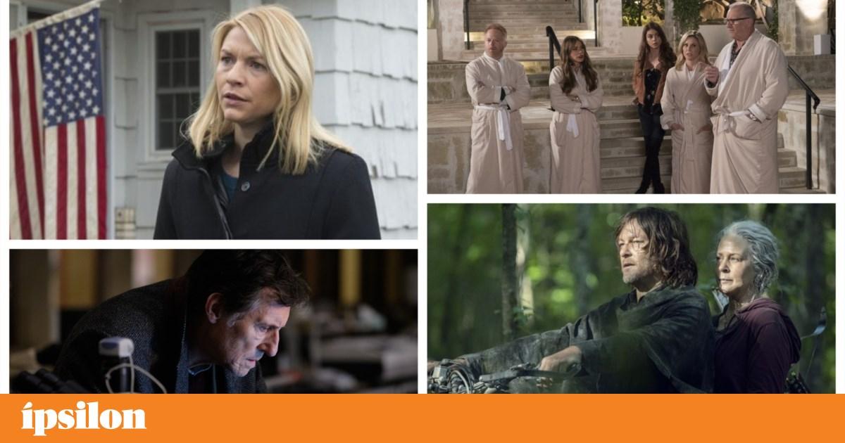 Nova temporada Fox: mais The Walking Dead e o final de Segurança Nacional e Uma Família Muito Moderna
