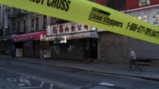 As autoridades estão a investigar os ataques