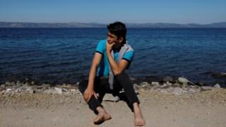 Lesbos, uma das ilhas gregas que estão a ser dos principais destinos de refugiados e migrantes