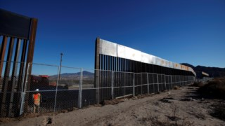 Trump wall