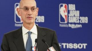 Adam Silver, comissário da NBA