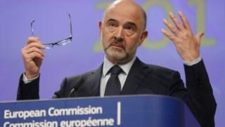 Moscovici foi ministro das Finanças de França