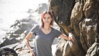 Kateryna Shepeliuk, 29 anos, é empreendedora social.