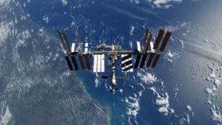 ,Estação Espacial