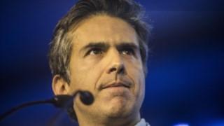 AdolfoMesquita Nunes retirou-se da corrida pela liderança do CDS