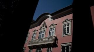 Fachada do prédio da Nunciatura Apostólica, em Lisboa