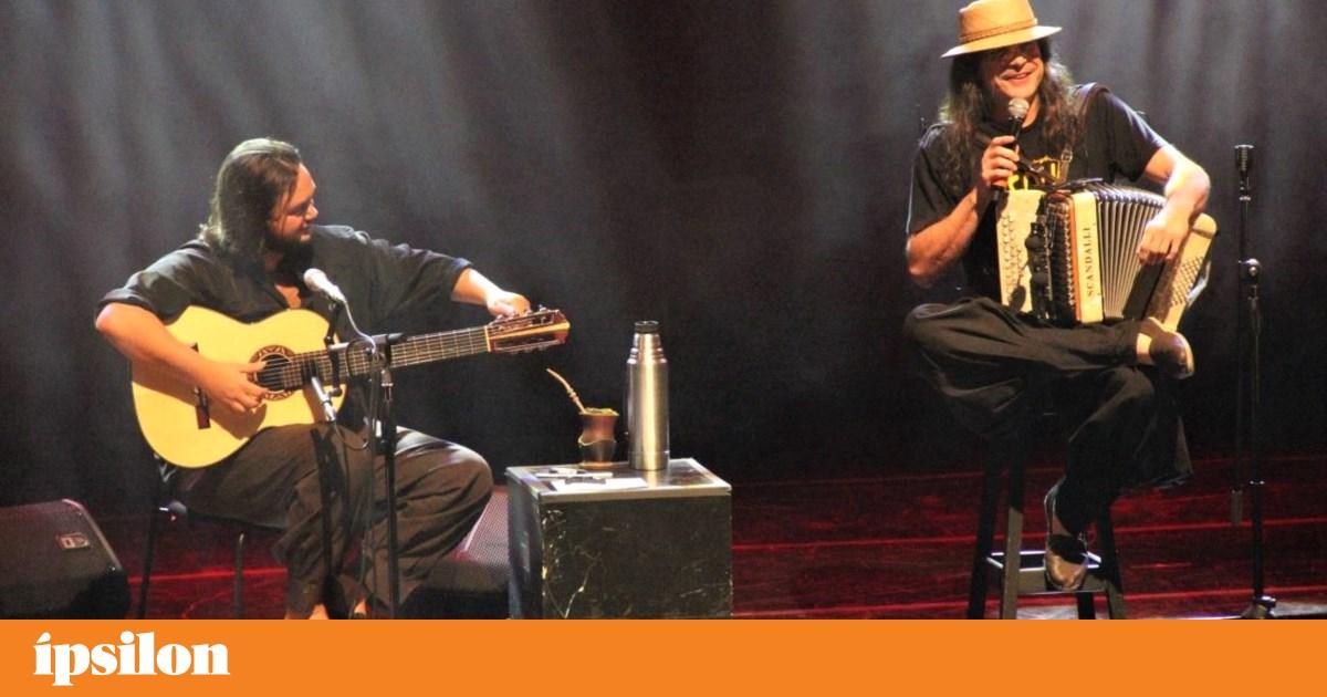Yamandu e Borghetti, dois músicos geniais num encontro único em Lisboa