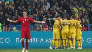 O desespero português e a festa ucraniana