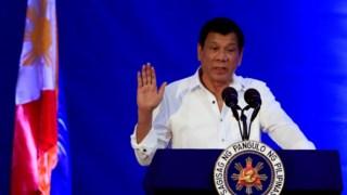 ,Presidente das Filipinas