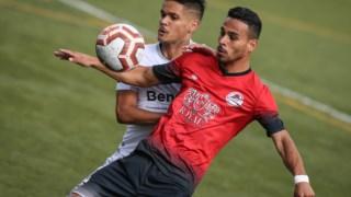 O Sintra Football impôs-se ao Vitória de Guimarães