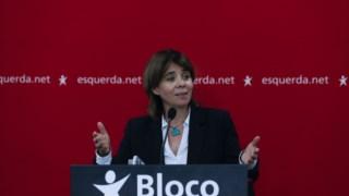 Catarina Martins promete ficar atenta ao investimento público