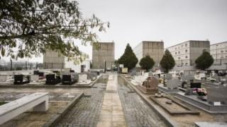 Mais de 1700 m2 do cemitério estão instalados num terreno que não podia ter sido vendido à câmara