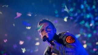 Os Coldplay, que têm sido presença regular em palcos portugueses (a foto mostra-os durante a passagem de 2011 pelo Nos Alive), tocarão pela primeira vez em Amã, na Jordânia