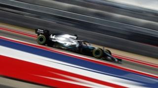 Lewis Hamilton foi segundo nos EUA e conquistou o hexacampeonato