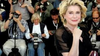 A actriz, de 76 anos, sentiu-se mal durante a noite