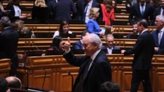 Rui Rio foi o único candidato à liderança da bancada do partido que já lidera