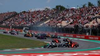 ,Campeonato Mundial de Fórmula Um 2018 da FIA