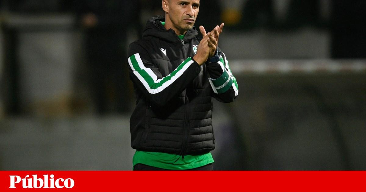 Futebol. Sporting perde jogo de treino com o Estoril - PÚBLICO