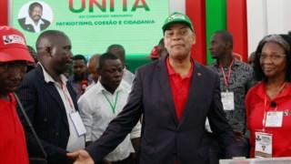Adalberto da Costa Júnior ganhou a corrida a cinco para a liderança da UNITA