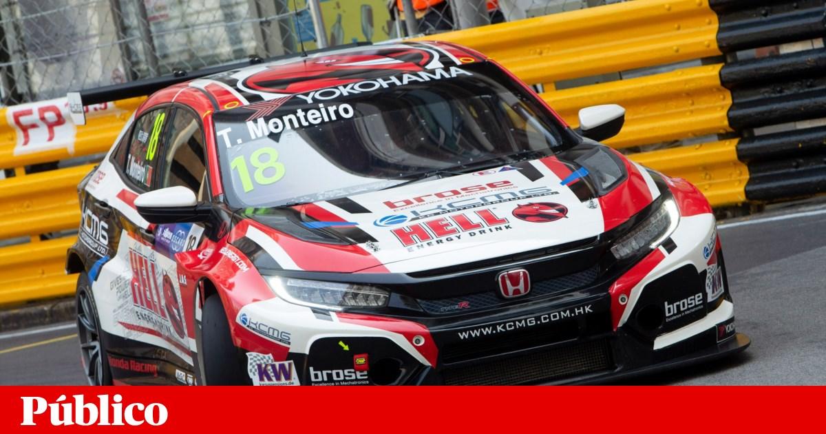 Automobilismo. Tiago Monteiro começa GP Macau com 15.º lugar - PÚBLICO