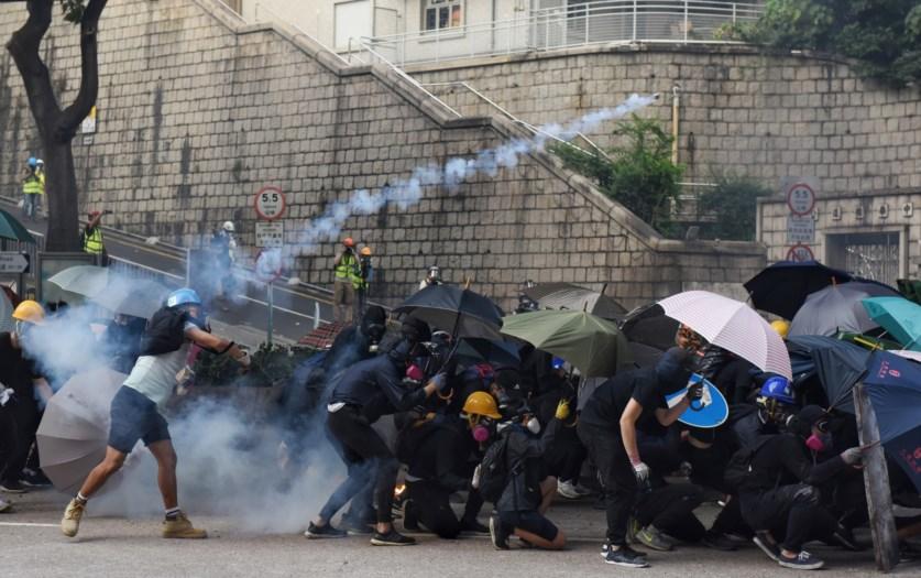 """Resultado de imagem para """"Há mesmo quem queira um Tiananmen 2.0"""" em Hong Kong"""
