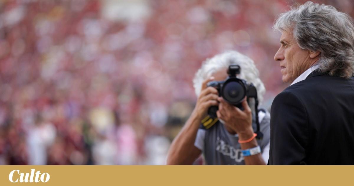 """Jorge Jesus vai ser """"cidadão honorário"""" do Rio de Janeiro"""