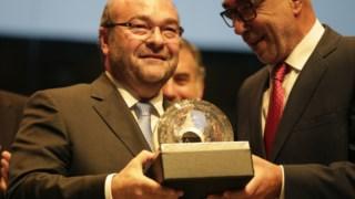 Hermínio Loureiro suspendeu as suas funções de dirigente desportivo