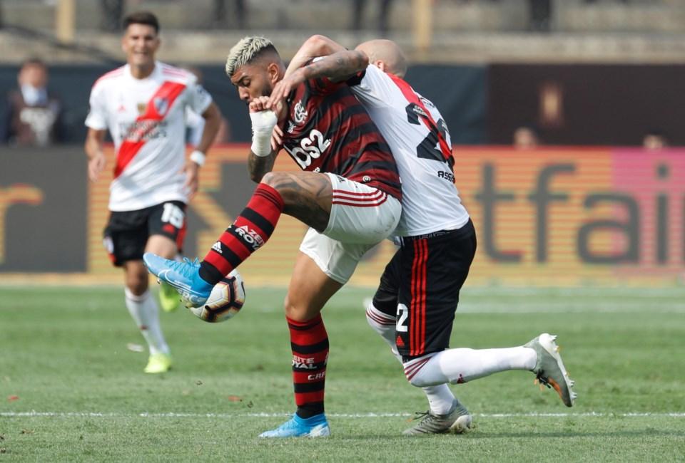 Jesus Campeão Português Leva Flamengo Ao Altar Da América