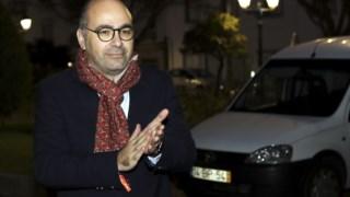 Miguel Pinto Luz, candidato à presidência do PSD