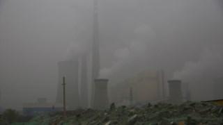 A China é um dos principais emissores de CO2 do mundo