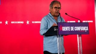 José Manuel Pureza, deputado do Bloco de Esquerda, falou sobre a intenção do partido