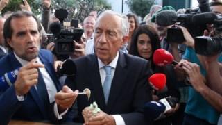 Durante o seu mandato, Marcelo já foi várias vezes à Madeira