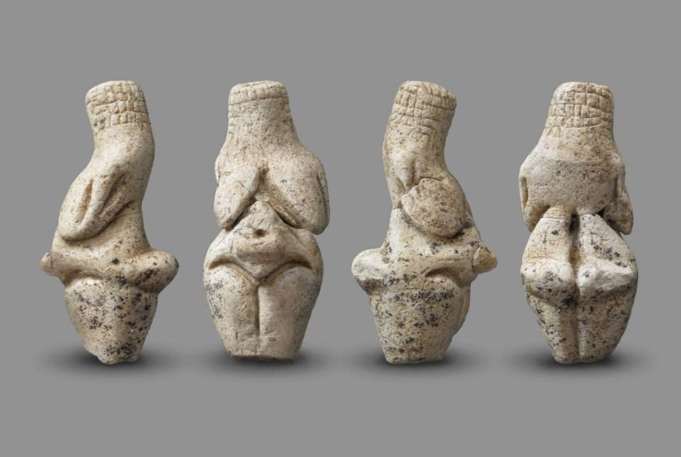 """Resultado de imagem para Vénus paleolítica é uma """"surpreendente"""" descoberta no norte da França"""