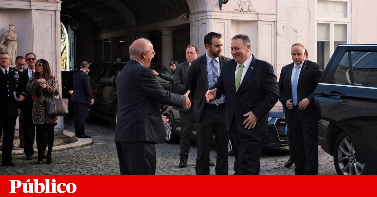 Pompeo avisa Governo português sobre os perigos do investimento chinês