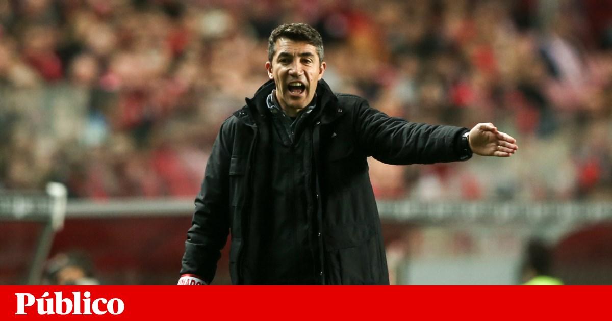 """Bruno Lage já tem Seferovic para """"jogo muito difícil"""" com o Boavista"""