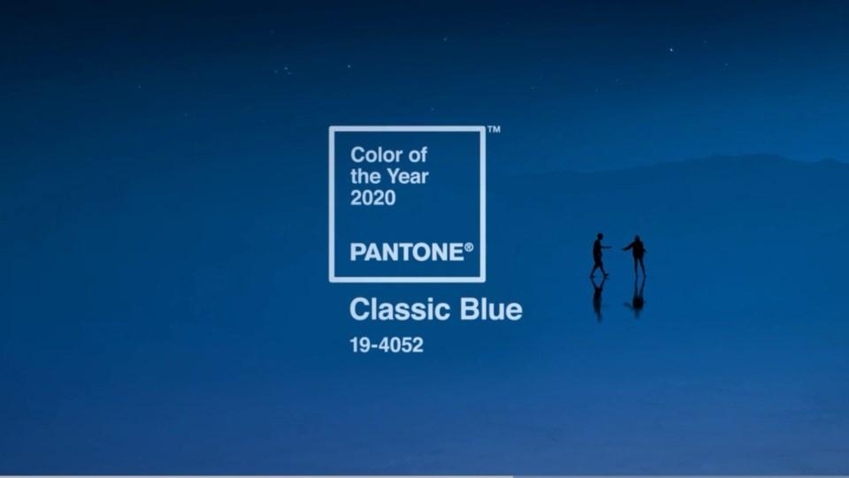 Resultado de imagem para cor do ano 2020