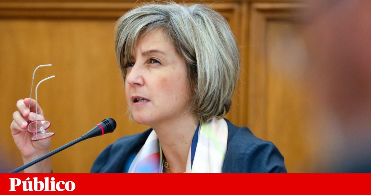 Ministra diz que não há falta de médicos nos hospitais de Coimbra e Algarve