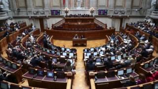 O OE chega ao Parlamento no dia 16