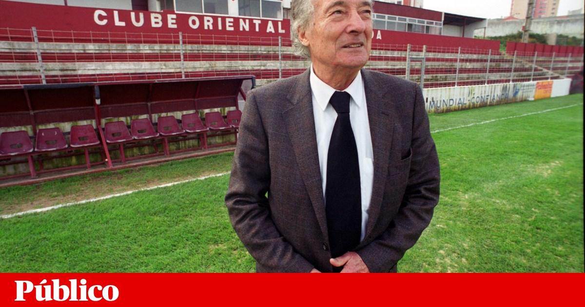"""Morreu Rogério """"Pipi"""", antigo avançado do Benfica"""