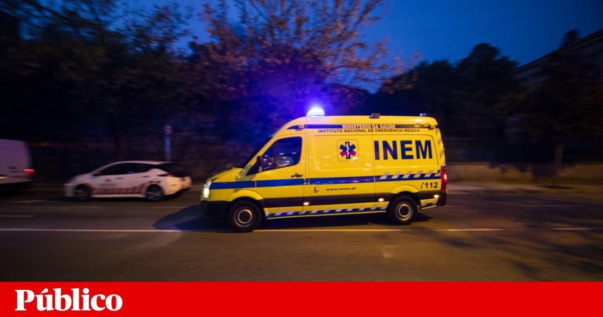 Sete feridos por explosão de petardo em Lisboa