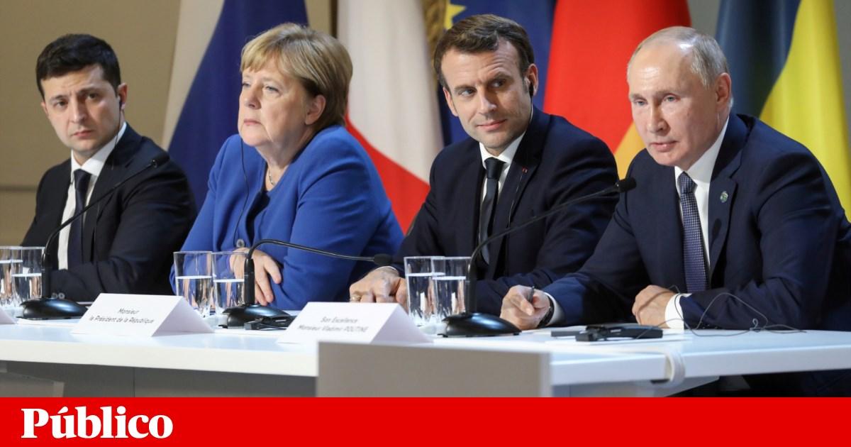 Rússia e Ucrânia chegam a acordo para cessar-fogo antes do final do ano