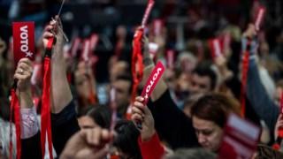 Bloco de Esquerda, convenção de 2018