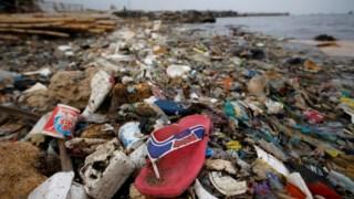 ,Poluição plástica