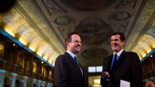 Medina e Moreira têm feito declarações sobre a demora do Tribunal de Contas há vários meses