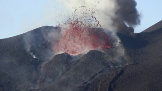 A erupção de 2014 na ilha do Fogo, em Cabo Verde