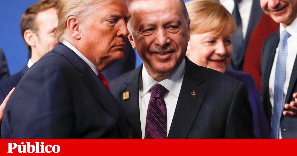 Erdogan ameaça encerrar duas bases militares estratégicas para os EUA