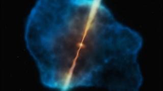 ,Buraco negro supermassivo