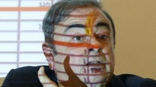 Carlos Ghosn recebeu jornalistas em Beirute na primeira aparição depois da fuga de Tóquio