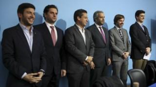 Os candidatos à liderança do CDS